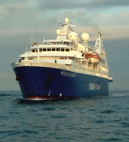 MV Ocean Diamond