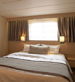 Outside Cabin Category O - Ocean Diamond